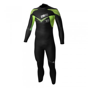 ZEROD TRAIN MAN WETSUIT FOR MEN'S