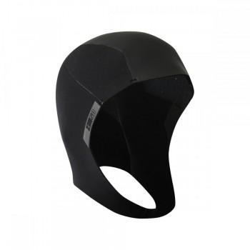ZEROD NEOPRENE CAP BLACK UNISEX