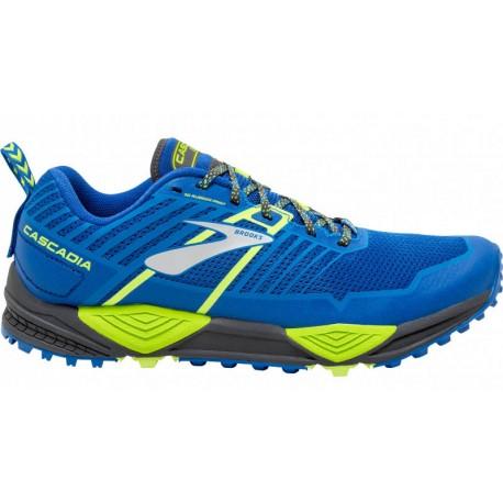 Hommes Trail Chaussures Cascadia Pour De 13 Brooks UwxIvqnpYx