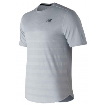 NEW BALANCE Q SPEED JACQUARD SS SHIRT FOR MEN'S