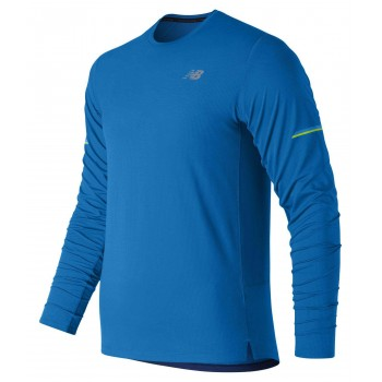 T-SHIRT A MANCHES LONGUES NEW BALANCE ICE 2.0 POUR HOMMES