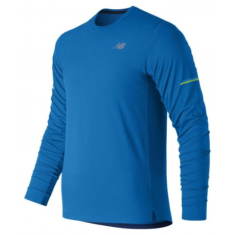 NEW BALANCE HEAT QUARTER ZIP MIDLAYER FOR MEN'S