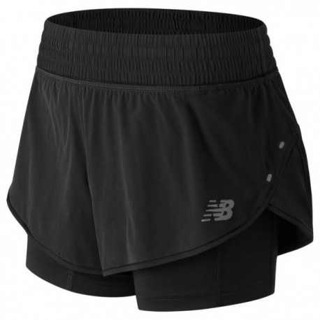 NEW BALANCE IMPACT 4 INCH SHORT FOR WOMEN'S