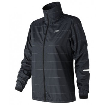NEW BALANCE REFLECTIVE PACKABLE JACKET FOR WOMEN'S