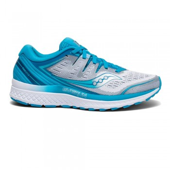 CHAUSSURES SAUCONY GUIDE ISO 2 POUR FEMMES