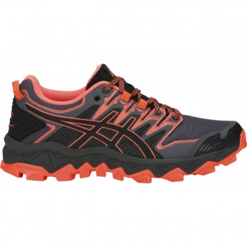 CHAUSSURES ASICS GEL FUJITRABUCO 7 POUR FEMMES