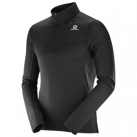 SALOMON GRID HZ MIDLAYER FOR MEN'S