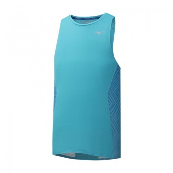 MIZUNO AERO SINGLET FOR MEN'S