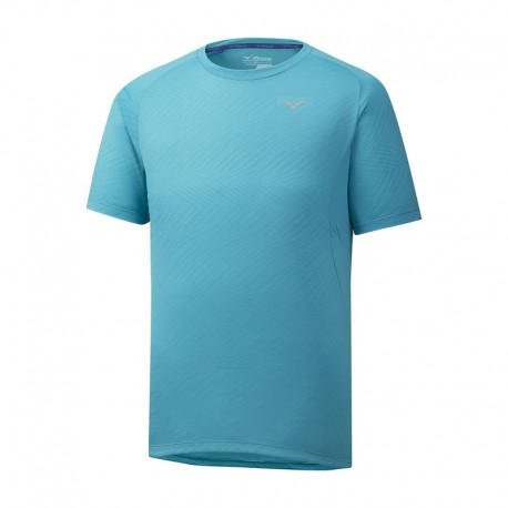 MIZUNO ALPHA VENT SS TEE FOR MEN'S