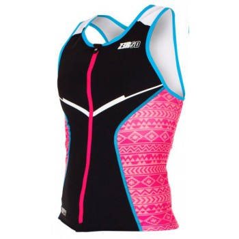 ZEROD RACER SINGLET FOR WOMEN'S
