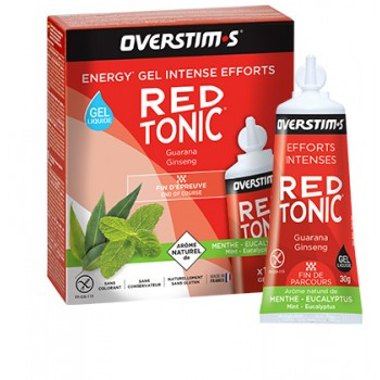 GEL OVERSTIMS RED TONIC SPRINT LIQUIDE V2