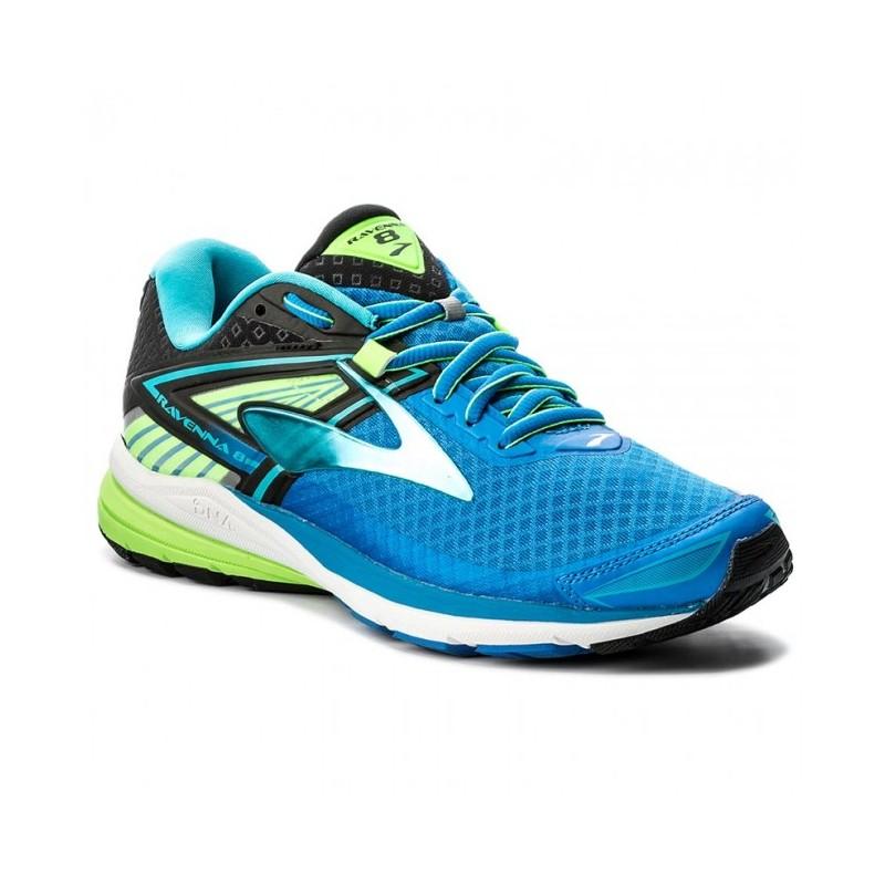 Hommes Pour Running De Brooks Chaussures 8 Ravenna qfIPt