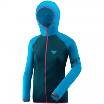 DYNAFIT ALPINE WIND JACKET FOR WOMEN'S