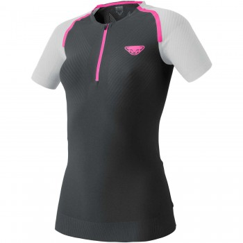 DYNAFIT GLOCKNER ULTRA S-TECH SS SHIRT FOR WOMEN'S