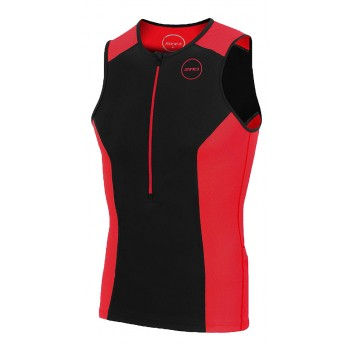 ZONE3 AQUAFLO PLUS SINGLET FOR MEN'S
