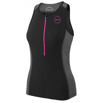 ZONE3 AQUAFLO PLUS SINGLET FOR WOMEN'S
