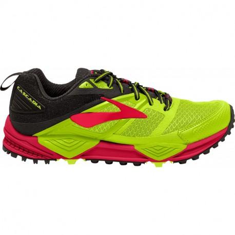 28c1154db6e CHAUSSURES BROOKS CASCADIA 12 POUR HOMMES Chaussures de trail ...