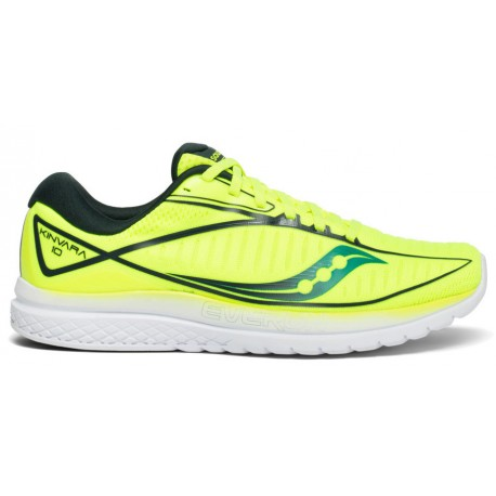 CHAUSSURES SAUCONY KINVARA 10 POUR HOMMES