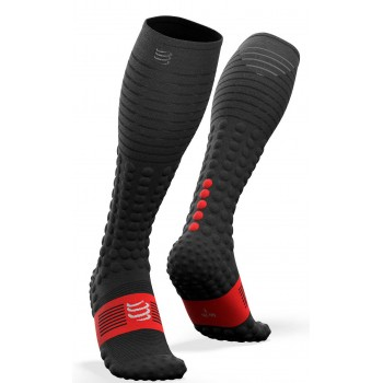 CHAUSSETTES COMPRESSPORT FULL SOCKS RACE AND RECOVERY UNISEX