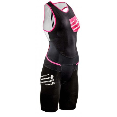 COMPRESSPORT TR3 TRI SUIT FOR WOMEN'S