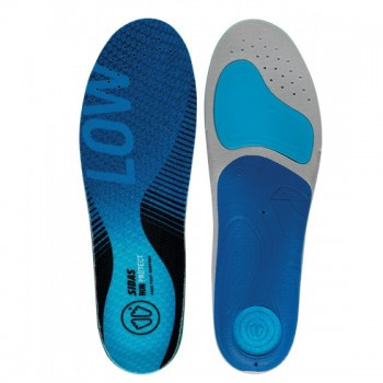 SIDAS RUN 3FEET PROTECT LOW INSOLES