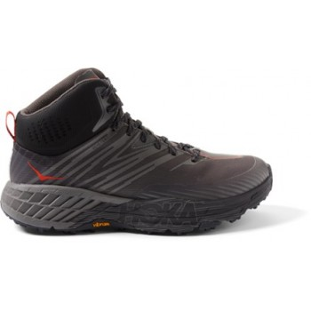 CHAUSSURES HOKA ONE ONE SPEEDGOAT MID 2 GTX POUR HOMMES