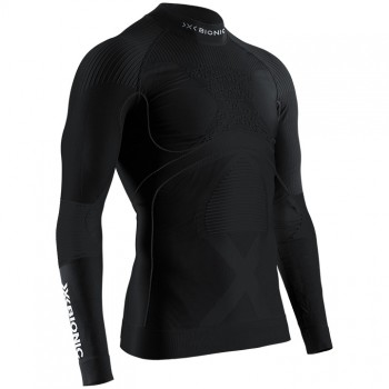 X-BIONIC ACCUMULATOR 4.0 LONG SLEEVE SHIRT TURTLE NECK FOR MEN'S