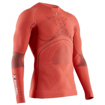 X-BIONIC ACCUMULATOR 4.0 LONG SLEEVE SHIRT ROUND NECK FOR MEN'S
