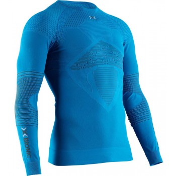 X-BIONIC ENERGIZER 4.0 LONG SLEEVE ROUND NECK SHIRT FOR MEN'S