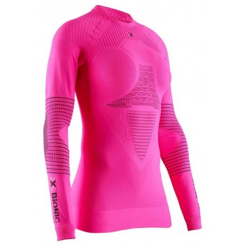 X-BIONIC ENERGIZER 4.0 LONG SLEEVE ROUND NECK SHIRT FOR WOMEN'S