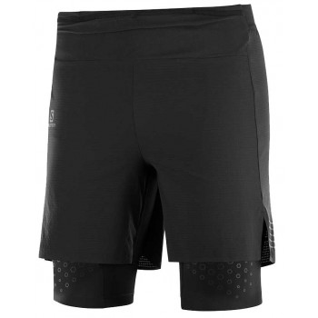 SALOMON EXO MOTION TWINSKIN SHORT FOR MEN'S