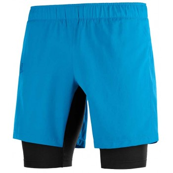 SALOMON AGILE TWINSKIN SHORT FOR MEN'S
