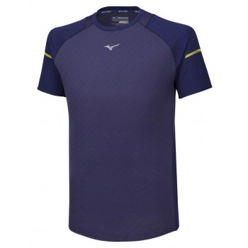 MIZUNO ALPHA SS TEE FOR MEN'S