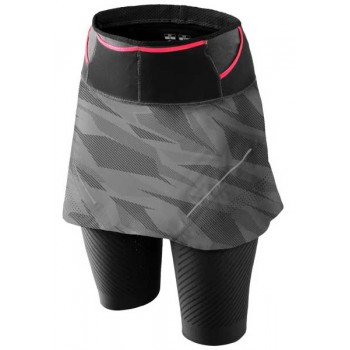 DYNAFIT GLOCKNER ULTRA 2IN1 SKIRT FOR WOMEN'S