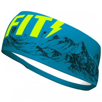 DYNAFIT PERFORMANCE GRAPHIC HEADBAND UNISEX
