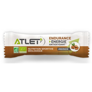 ATLET ENERGY PERFORMANCE BAR BIO