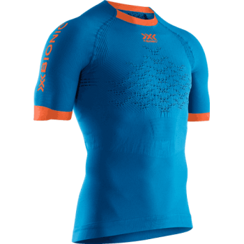 X-BIONIC THE TRICK 4.0 RUNNING SHIRT FOR MEN'S