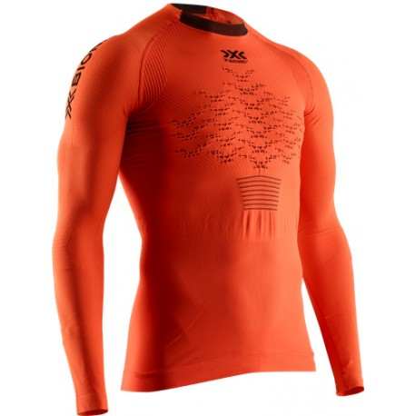 X-BIONIC THE TRICK 4.0 RUNNING LS SHIRT FOR MEN'S