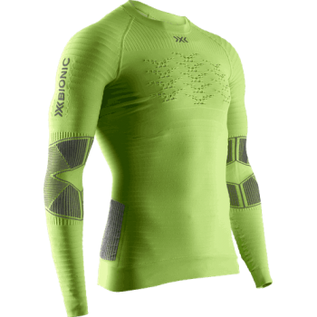 X-BIONIC EFFEKTOR 4.0 RUNNING LS SHIRT FOR MEN'S