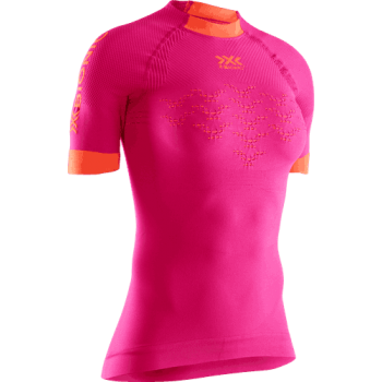 X-BIONIC THE TRICK 4.0 RUNNING SHIRT FOR WOMEN'S