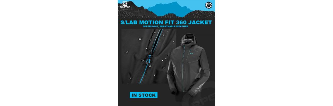 Schuhe für billige beste Wahl 100% Zufriedenheit Salomon S/Lab motion fit 360 jacket Running Planet Genève ...