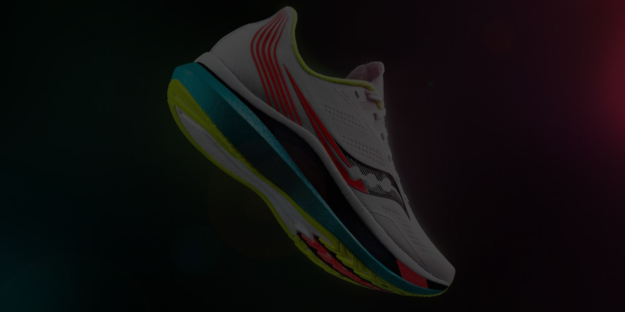 Saucony running and trail running